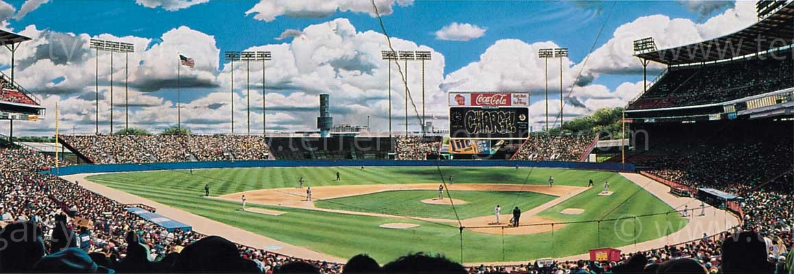 Milwaukee County Stadium – Terrence Fogarty