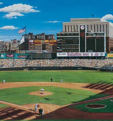 Yankee Stadium 1961
