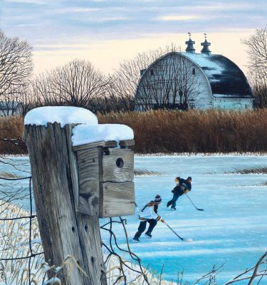river-shinny-art